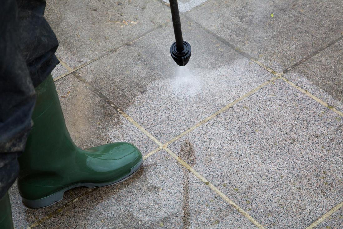 Concrete cleaning Brisbane